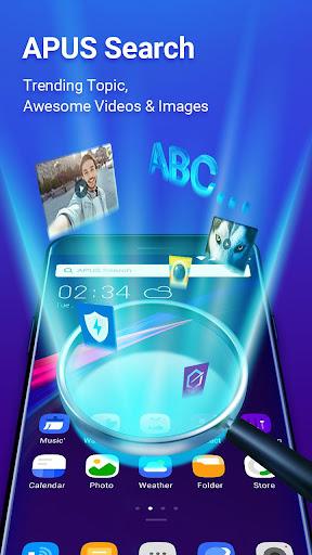 APUS Launcher Pro- Theme, Live Wallpapers, Smart 1.2.5 screenshots 6