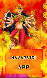 Download Navratri 2020 – Video Status, Aarti, DP maker For PC Windows and Mac apk screenshot 1