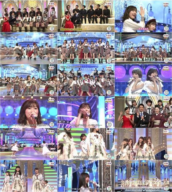 (TV-Music)(1080i) AKB48 Nogizaka46 Part – Utacon 170905