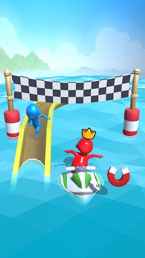 Sea Race 3D - Fun Sports Game Run apkpoly screenshots 10