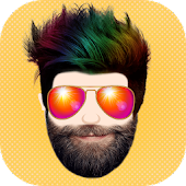 Beard Photo Editor Booth  - Boy Photo Editor