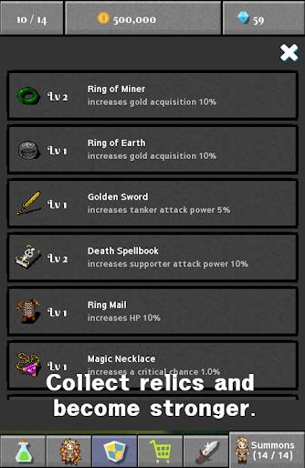 Grow  Heroes 1.1.1 screenshots 6
