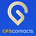 GPS Contacts icon