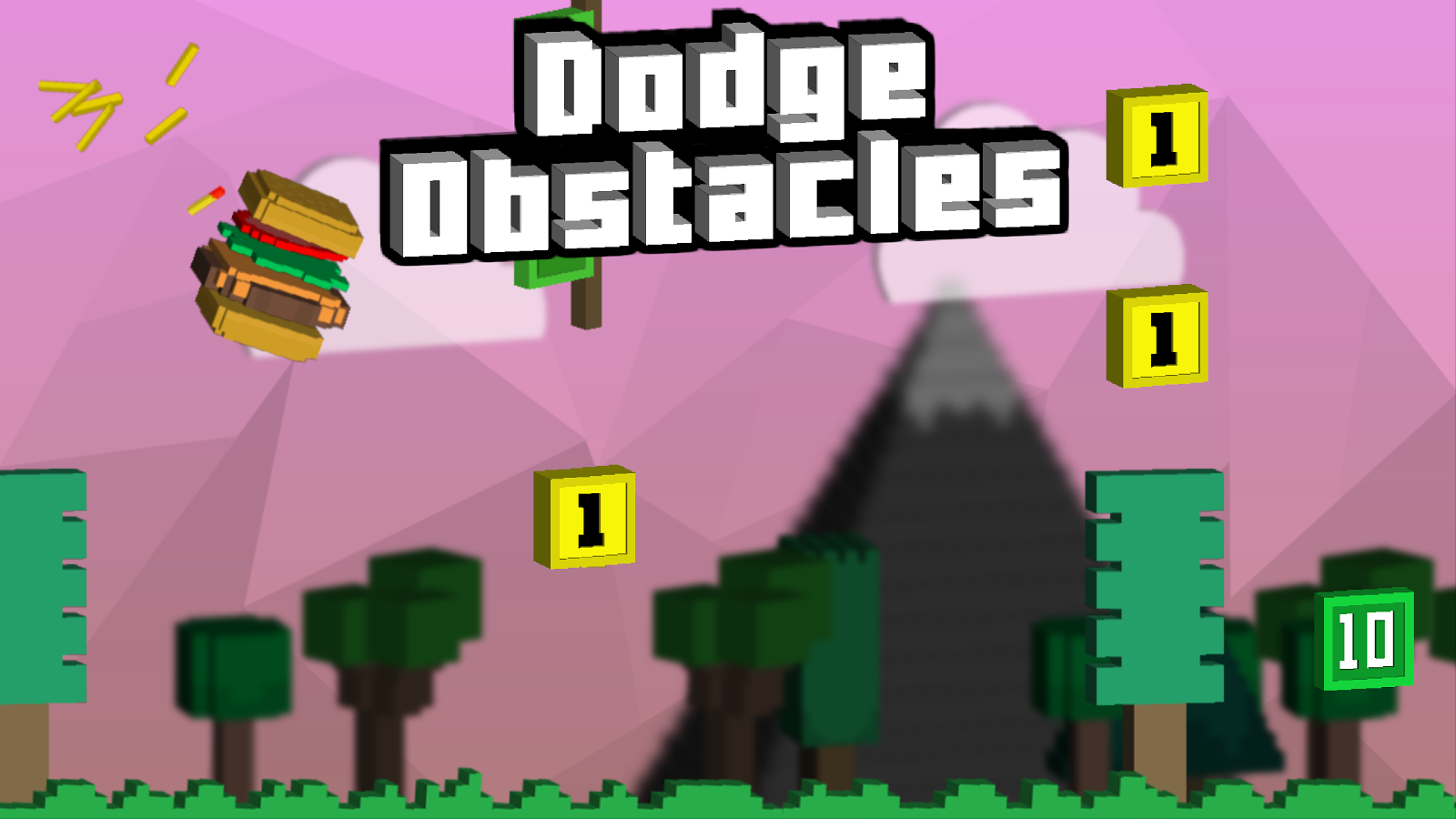 Dodgy Dragon: Magical Adventure- screenshot
