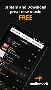Audiomack | Download New Music & Mixtapes Free App Download For Android and iPhone 6