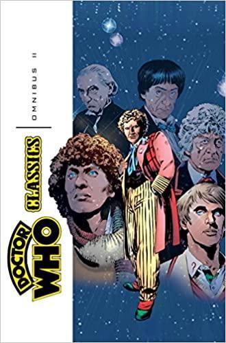 Doctor Who Classics Omnibus Volume 2: Dillon, Steve, Mckenzie, Roger,  Parkhouse, Steve, McMahon, Mike, Austin, Mick: 9781600109980: Amazon.com:  Books