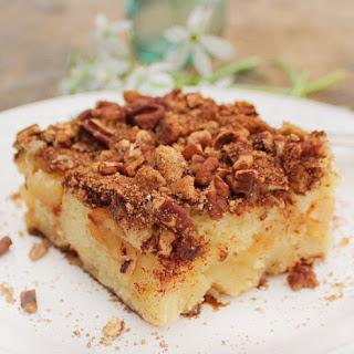 Cream Cheese Apple Cake Recipe