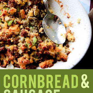 Cornbread and Sausage Dressing