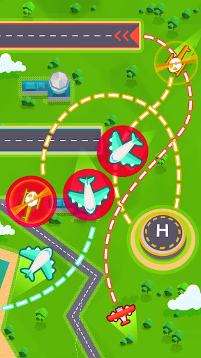 Super AirTraffic Control 1.2.1 {cheat|hack|gameplay|apk mod|resources generator} 5