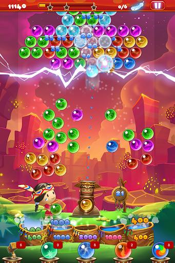 Bubble Dragon Shooting Saga