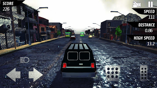 Traffic Legends : Traffic Race 1.02 screenshots 4