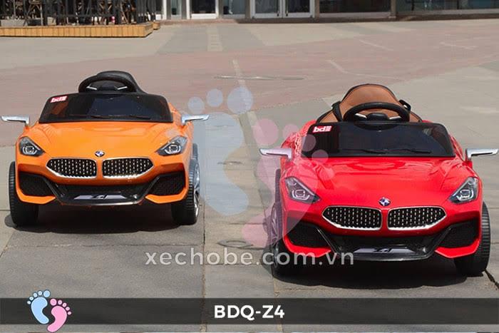 Xe ô tô điện cho bé BDQ-Z4 6