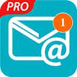 Email mailbox Pro app for Android icon