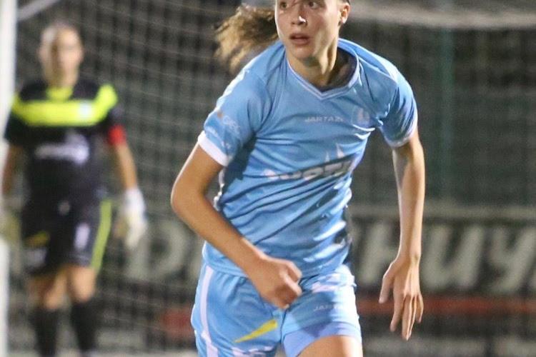 Spanning en suspens voor Gent Ladies tegen OH Leuven met doelpunt in blessuretijd