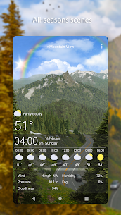 Weather Live Wallpapers (Pro) 1