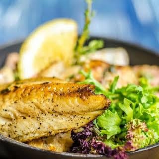 Rosemary And Thyme Fish Recipes.