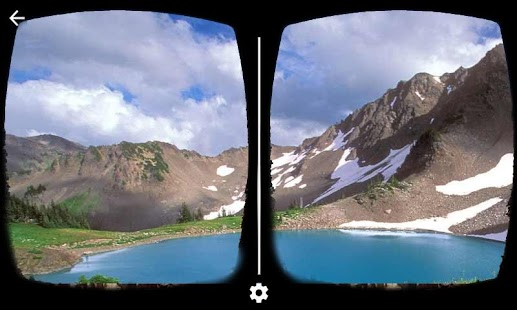360 Video Player VR Cardboard- screenshot thumbnail