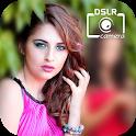 DSLR Camera Blur Background , Bokeh Effects Photo icon