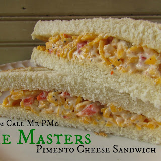 The Masters Famous Pimento Cheese Sandwich