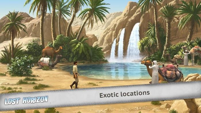 Lost Horizon- screenshot