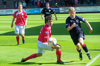 Photo: 23/07/11 v Falkirk (Ramsdens Cup 1st Round) 1-2 - contributed by Gary Spooner