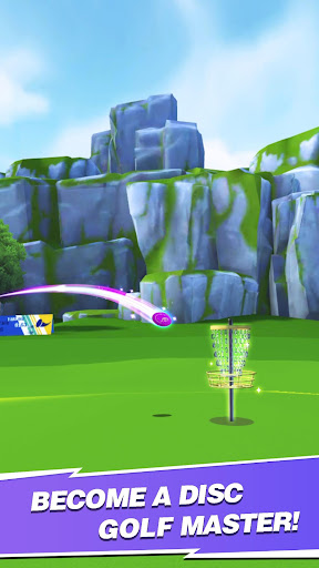 Disc Golf Rival apktram screenshots 6