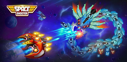 Space shooter - Galaxy attack - Galaxy shooter UNLIMITED GOLD
