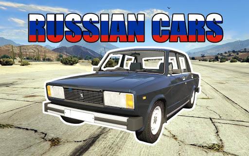 Mod Russian Cars for GTA 5