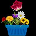 Flower Basket Game icon