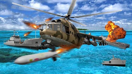 Gunship Battle Strike Air War - náhled