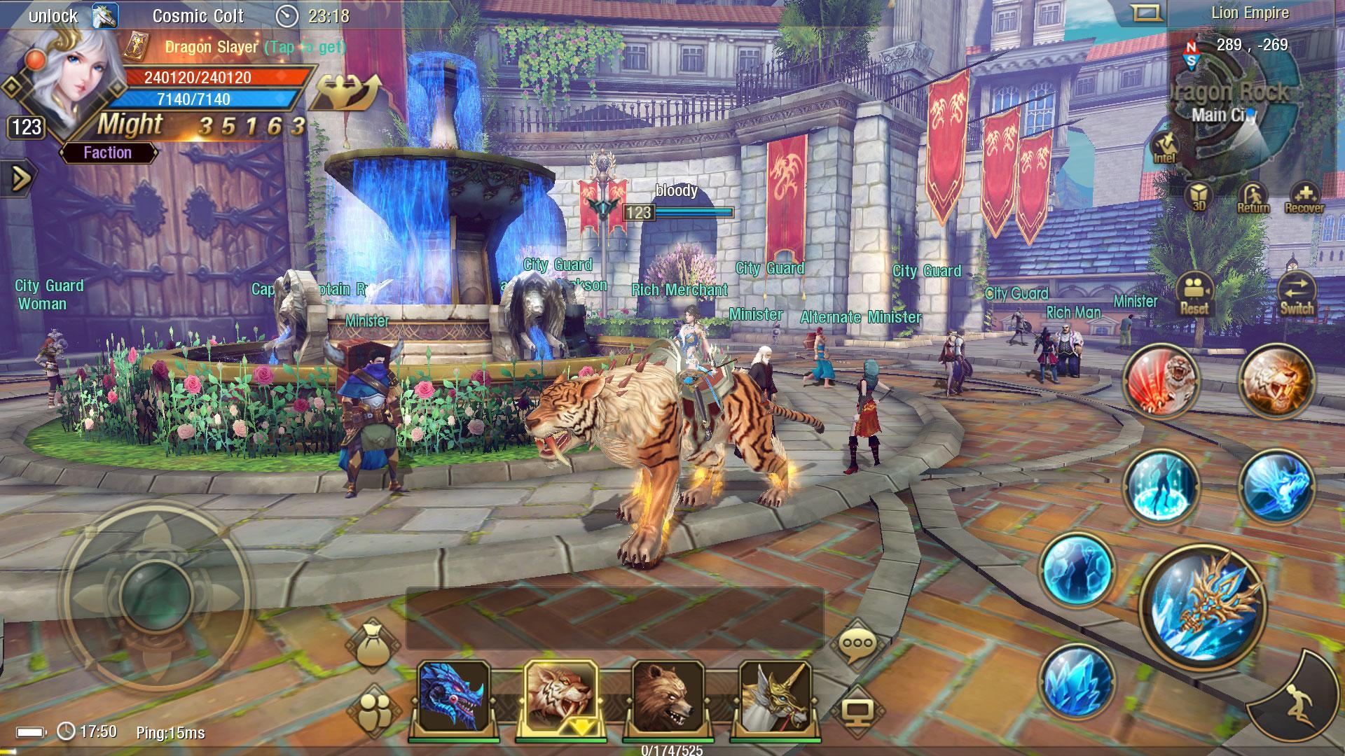 Taichi Panda 3: Dragon Hunter screenshot #6