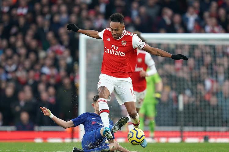 """OFFICIEEL: Aubameyang blijft de offensieve troef van Arsenal en tekent meerjarig contract: """"Een legende worden"""""""