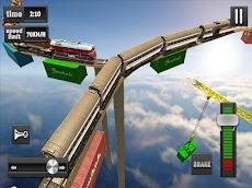 Impossible Air Train Driving Simulator 2020のおすすめ画像2