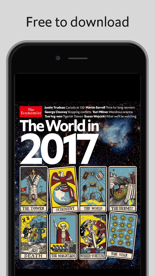 The World in 2017- screenshot