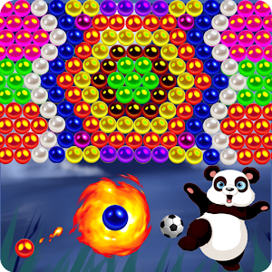 Panda Bubble POP for PC and MAC
