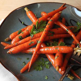 Sous Vide Glazed Carrots Recipe
