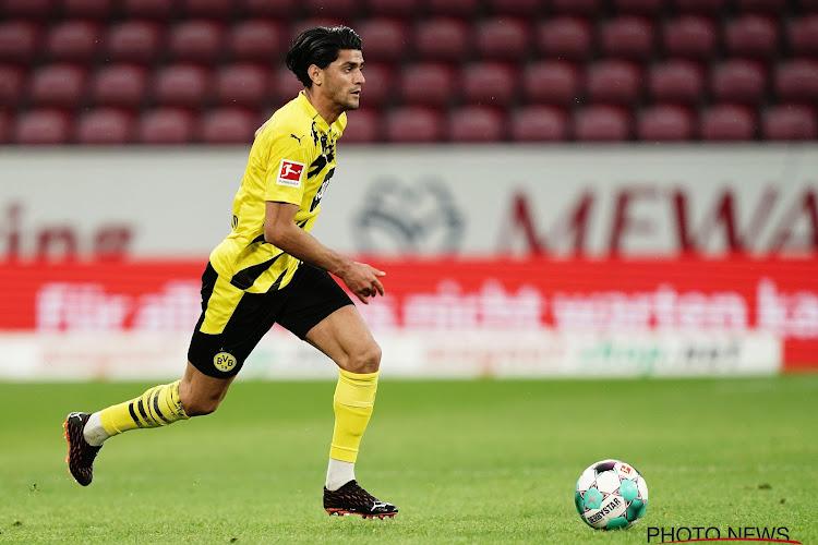 Officiel: le Borussia Dortmund prolonge un milieu de terrain