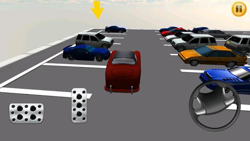 老爷车停车场3D