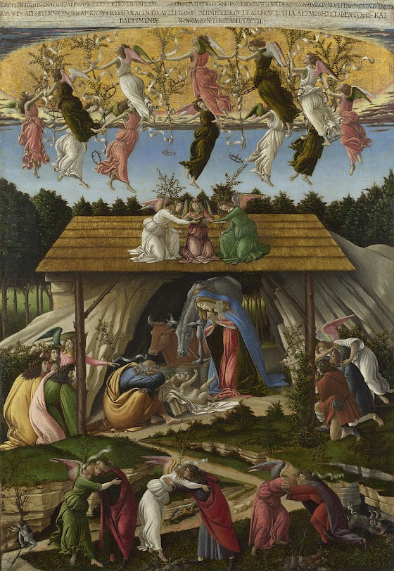 Article about the Mystic Nativity