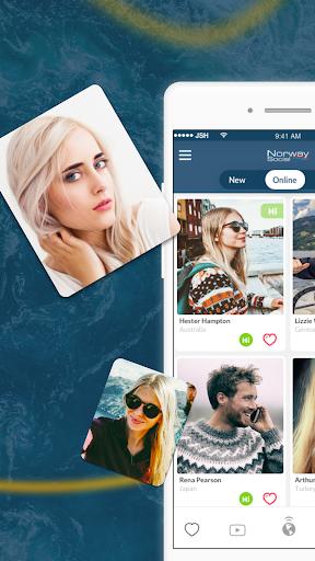 Norway Social - Dating Chat screenshots 1