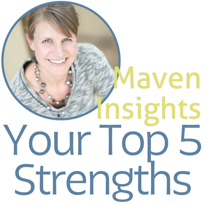 StrengthsFinder Becky Hammond Insights