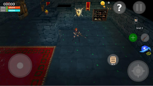 Lostx Dungeon II - screenshot