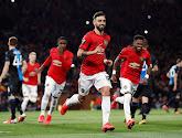 Manchester United heeft deze avond met 5-0 gewonnen van Club Brugge