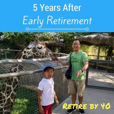 5 Years After Early Retirement
