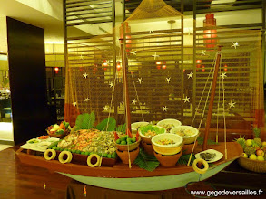 Photo: #023-Le restaurant du Novotel Halong Bay