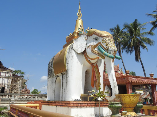 Aragn Sakor Pagoda