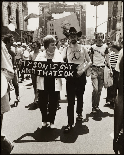 Christopher Street Liberation Day March, New York, 1976
