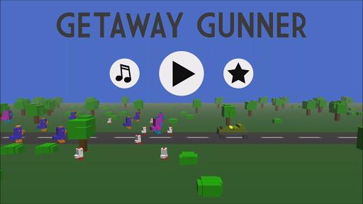 Getaway Driver: Gunner