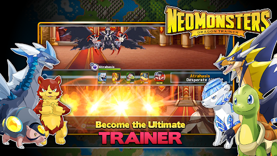 Neo Monsters v1.3.4 Mod APK 5