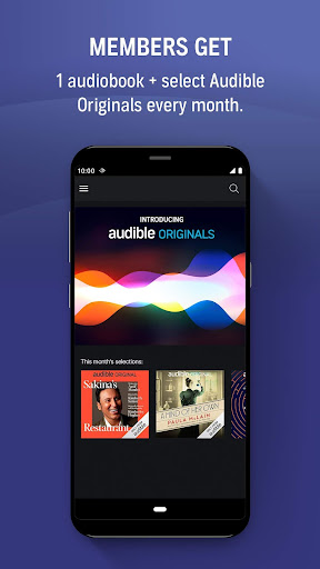 Audible Audiobooks: Stories & Audio Entertainment